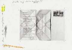 Philip Loersch – Karte Rainer, 2014