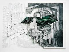 Philip Loersch – Dafür müssen Zeichnung und Text getrennt sein, 2010