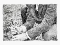 Philip Loersch – Waldstifte 4, 2012